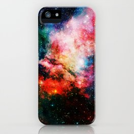 magical fantasy universe iPhone Case