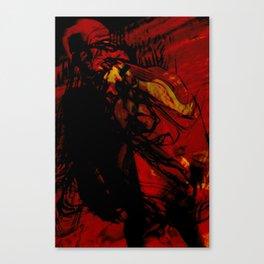 Spectre Canvas Print