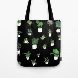 House Plants Tote Bag