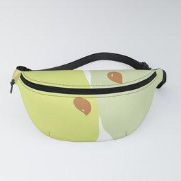 Apple green Fanny Pack