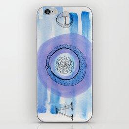 Orobouros Rose iPhone Skin