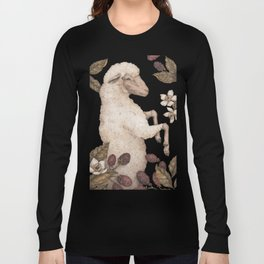 The Sheep and Blackberries Long Sleeve T-shirt