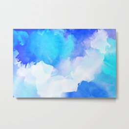 Watercolor #16 Metal Print