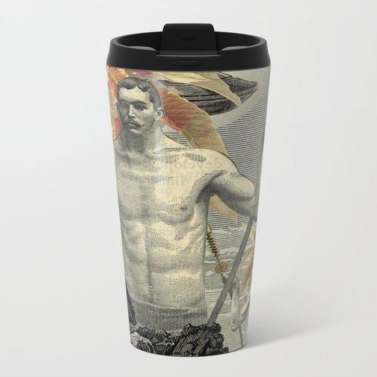 PALADINS Metal Travel Mug