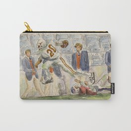 Earl Campbell Runningback Football Carry-All Pouch