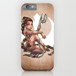 No One's Slave iPhone Case