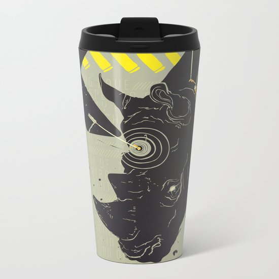 Trophy Kill Metal Travel Mug