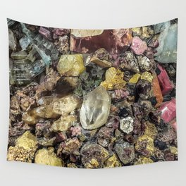 Gems collection 2 Wall Tapestry