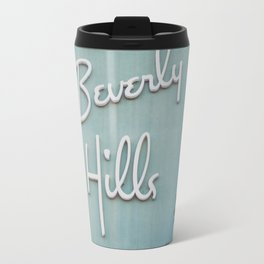 Beverly Hills Mod Travel Mug
