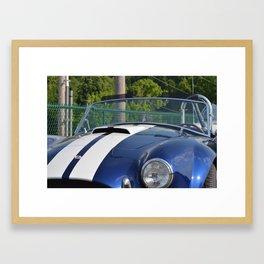 The Legend Framed Art Print