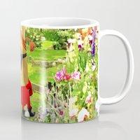 minion Mugs featuring MINION by DisPrints