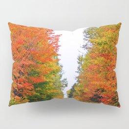 Rolling Through the Hills of Autumn Pillow Sham