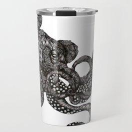 Barnacle Octopus Travel Mug