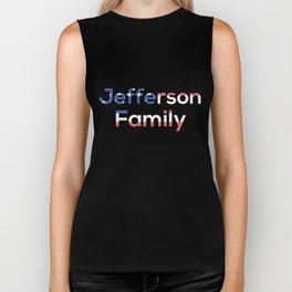 Jefferson Family Biker Tank