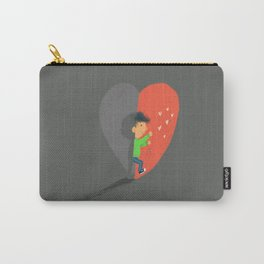 Boy in Love #4 Carry-All Pouch