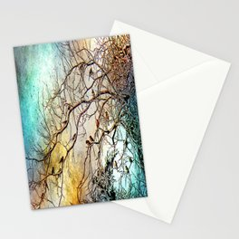 Out On A Limb Jewel Tones Stationery Cards