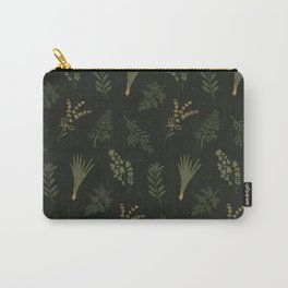 Fresh Herbs 2 Carry-All Pouch