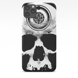 Hulverhead: Skull Logo iPhone Case