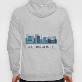 skyline washington Hoody