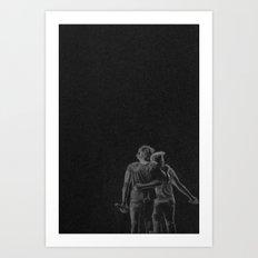 Harry Styles and Louis Tomlinson III Art Print