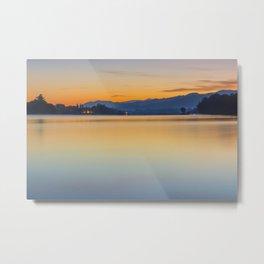 A calm sunrise Metal Print
