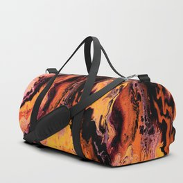 Up in Flames Duffle Bag