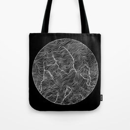 Inverted Viscosity Tote Bag