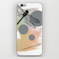 Dragonfly (variant) iPhone & iPod Skin