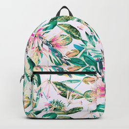 Abstract of exotic nature I Backpack