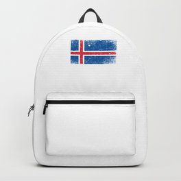 Skal Norwegian Flag Friendship Scandinavian Toast Drinking Norges Flagg Gifts Backpack