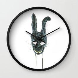 Empty Masks - Frank Wall Clock