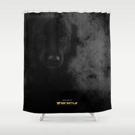 Pof Tribute - Limit Edition Zerostile Factory Shower Curtain