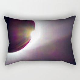 The Diamond Ring Rectangular Pillow