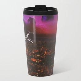 Damascus meet Starwars Travel Mug