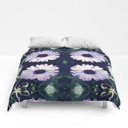 Pristine Petal Pattern Comforters