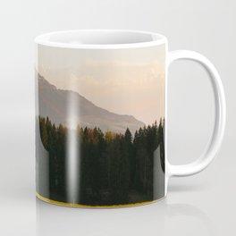 Sunset Bikeride Coffee Mug