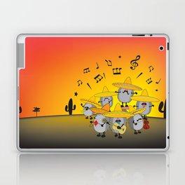 mariachi hedgehogs Laptop & iPad Skin