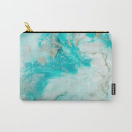 "Tides of Change | ""Sand Bar"" (1) Carry-All Pouch"