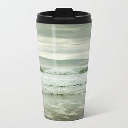 Rolling in (color) Metal Travel Mug
