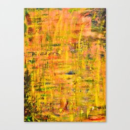abstraction untitled  Canvas Print