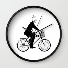 Better Late than Never Wall Clock