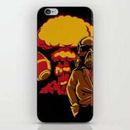 Nuclear explosion iPhone Skin