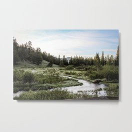 Rocky Mountain National Park | Colorado Metal Print