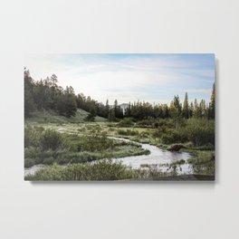 Rocky Mountain National Park | Colorado Metal Print