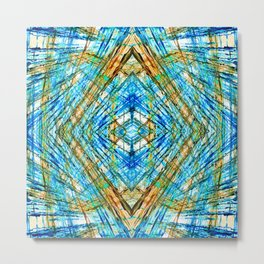 kaleidoscope-5 Metal Print