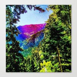 Mount Charleston Canvas Print