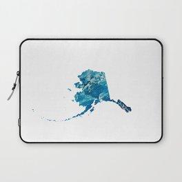 Alaska-Blue Laptop Sleeve