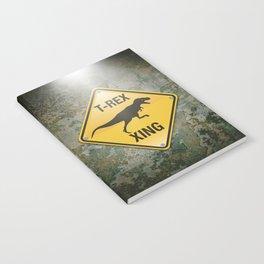 T-Rex Crossing Notebook