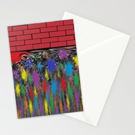 Magical Fireplace Stationery Cards