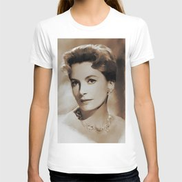 Hollywood Classics, Deborah Kerr, Actress T-shirt